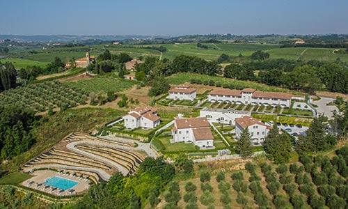 Hilton Grand Vacations Club at Borgo alle Vigne in Italy