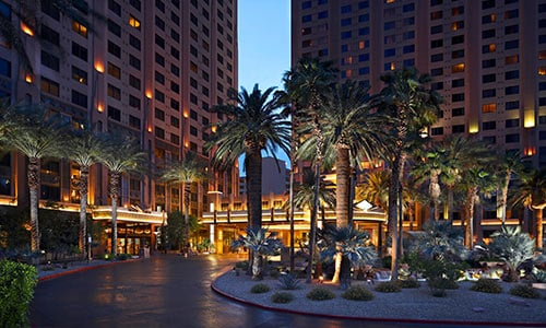 Hilton Grand Vacations Club on the Boulevard in Las Vegas, Nevada
