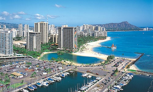 Lagoon Tower by Hilton Grand Vacations Club in Honolulu, Hawaii