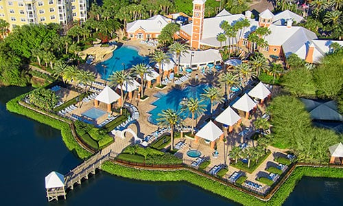 Hilton Grand Vacations Club at SeaWorld in Orlando, Florida