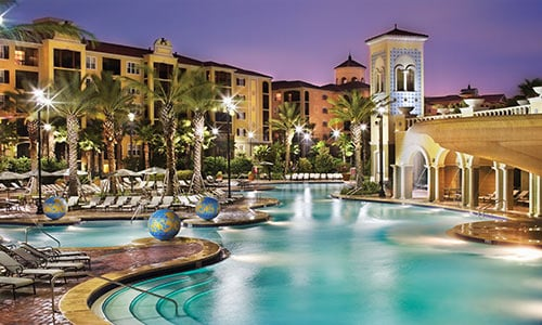 Hilton Grand Vacations Club at Tuscany Village in Orlando, Florida